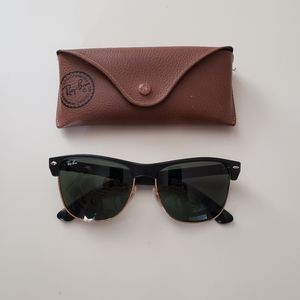 Ray-ban RB4175 Clubmaster oversized Sunglasses